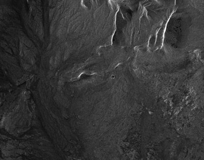 Kamil crater expedition was supported by ESA's SSA programme