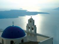 Nea Kameni, Grecia