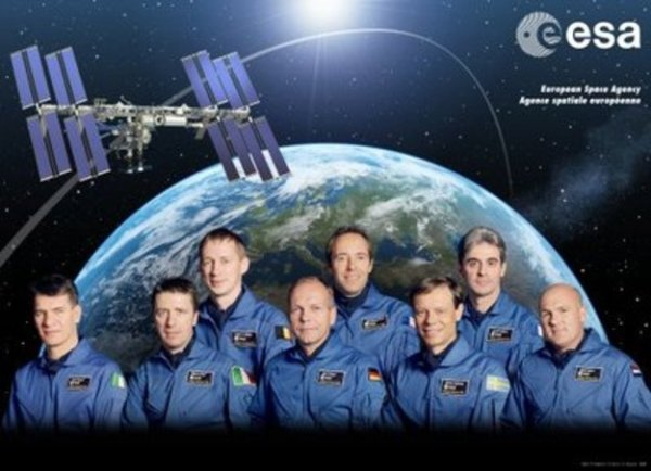 The European astronaut corps / Astronauts / Human ...