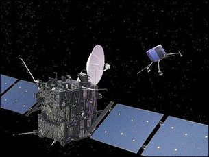 Cooking on a comet...? / Rosetta / Space Science / Our ...