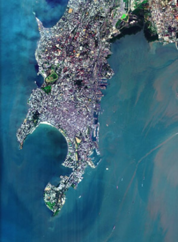South Mumbai, India / Observing the Earth / Our Activities ...