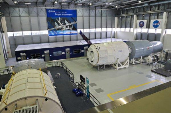 The European Astronaut Centre / Astronauts / Human ...