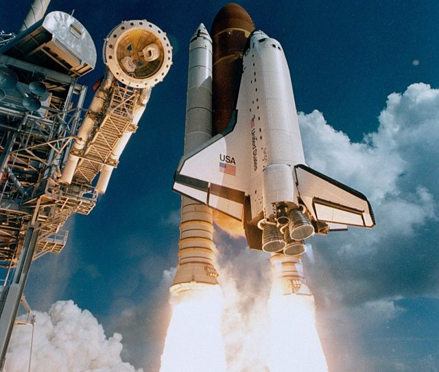 Esa Tribute To The Space Shuttle