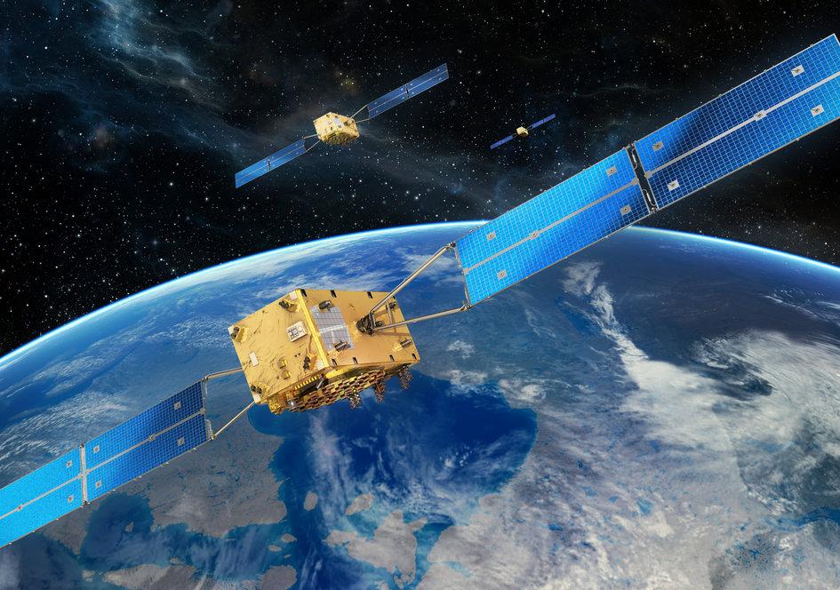Image result for ESA SATELLITES