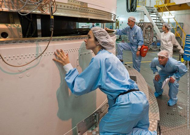 Bye Bye ATV 4 ATV Human Spaceflight Our Activities