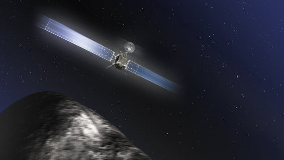 Image result for rosetta mission
