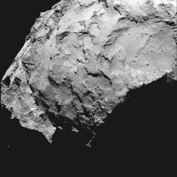 Space in Images - 2014 - 09 - Philae's primary landing site
