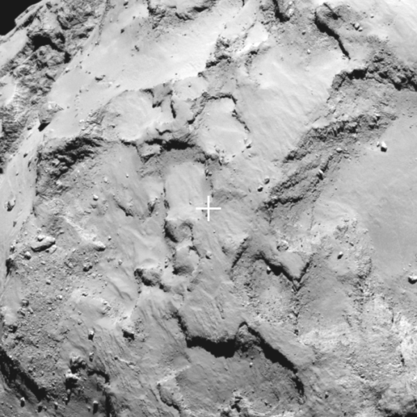 Space in Images - 2014 - 09 - Philae's primary landing ...
