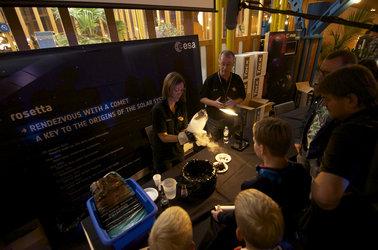 ESA - Teach with Rosetta