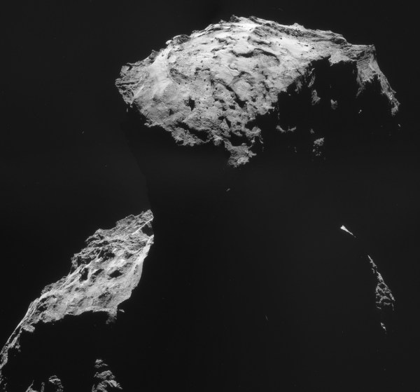 Space in Images - 2014 - 11 - Philae's landing site – 30 ...