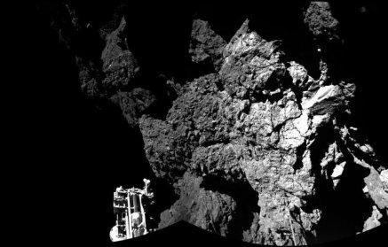 Καλώς ήλθατε σε έναν κομήτη