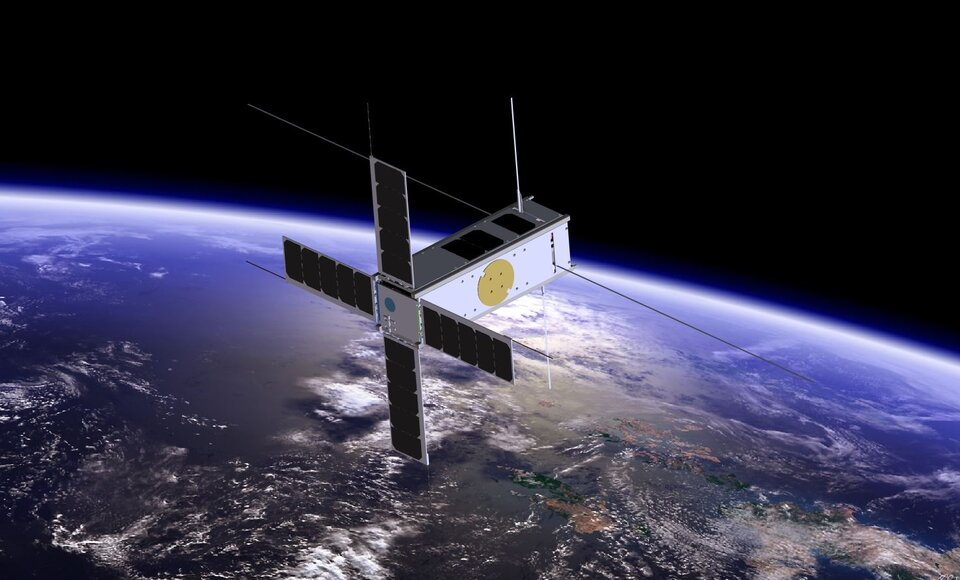 PICosatellite for Atmospheric and Space Science Observations (PICASSO) CubeSat