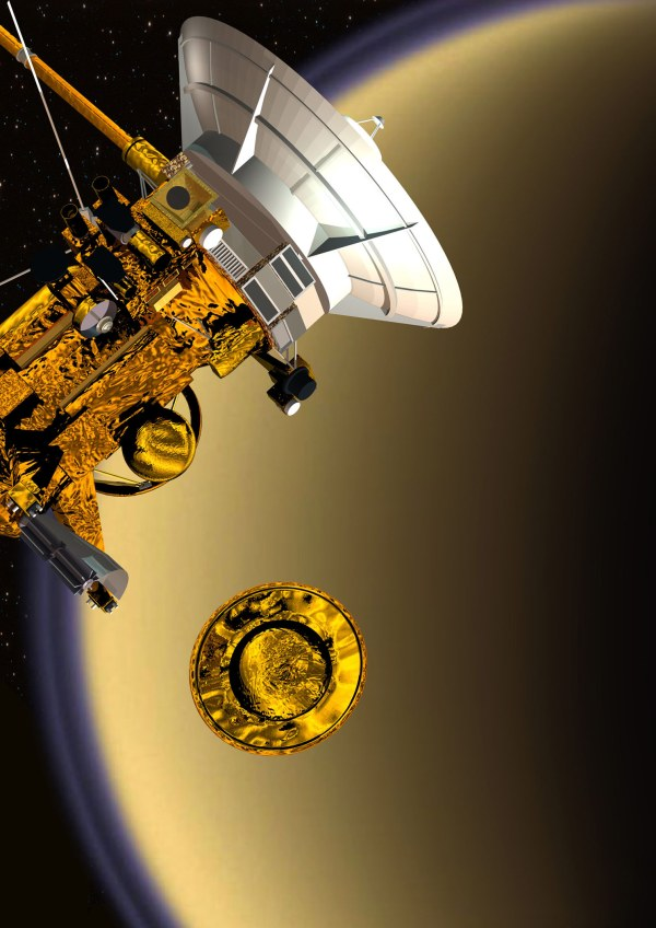 ESA - Space for Kids - Countdown to Cassini's grand finale