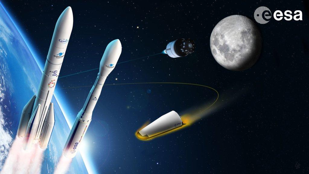 O acesso autónomo ao espaço é de importância política estratégica para a Europa