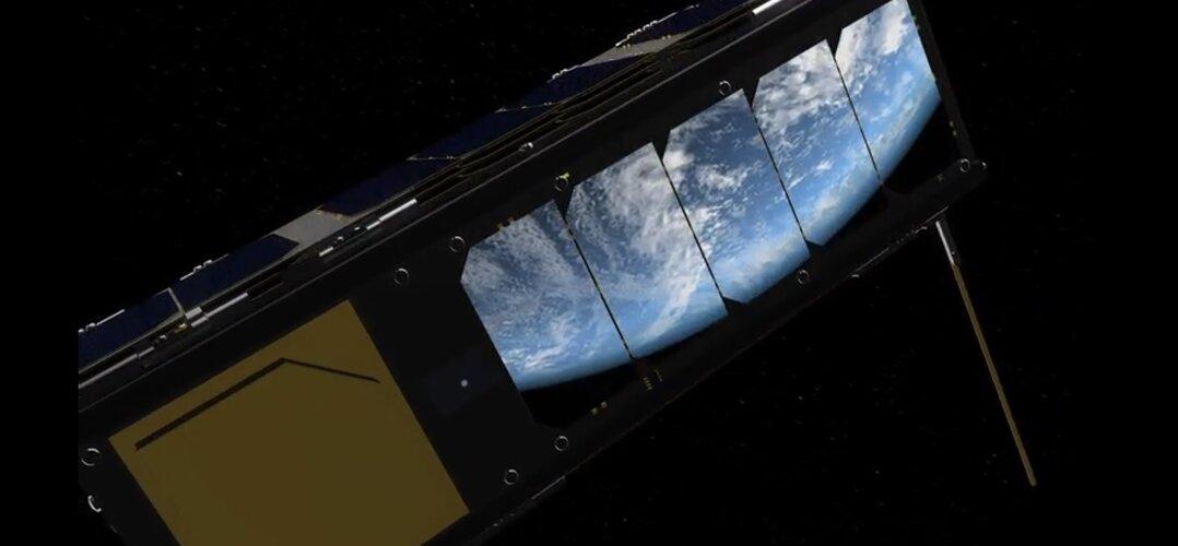 OPS-SAT in orbit
