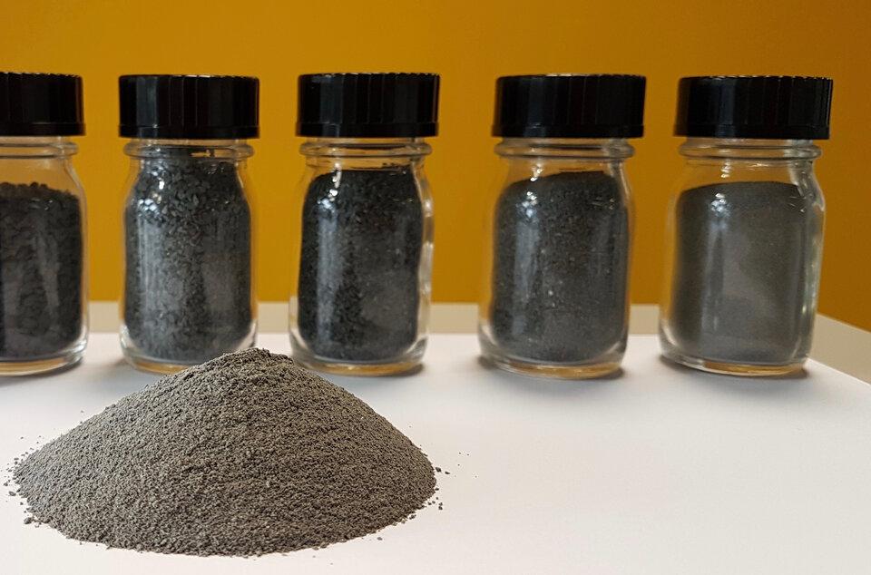 Lunar soil simulant