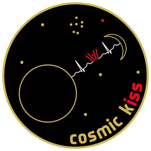 Patch for Matthias Maurer's Cosmic Kiss mission