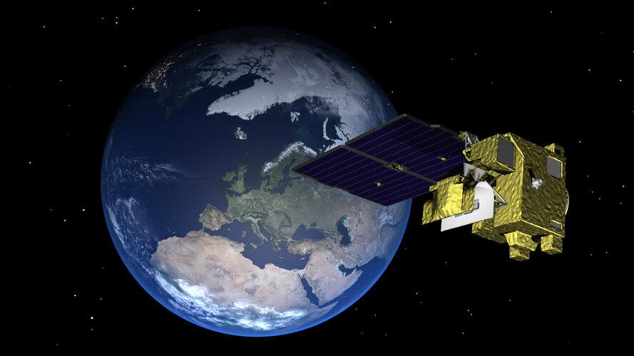 Arctic Weather Satellite