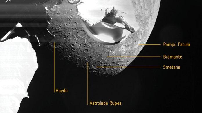 Merkür jeolojisinin bir tadı - açıklamalı
