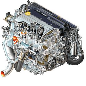 2003 Saab 9 5 Turbocharger Diagram Vacuum  Circuit