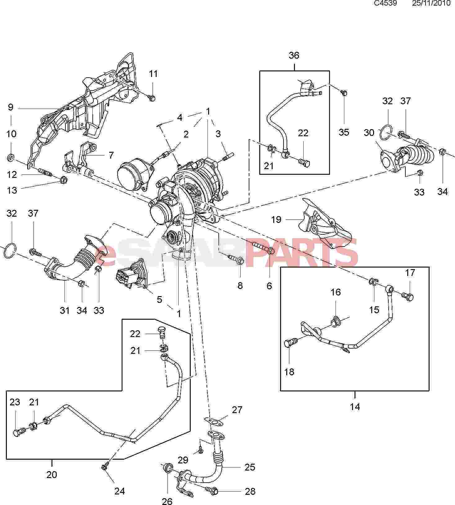 1995 Saab 900 Convertible Wiring Diagram