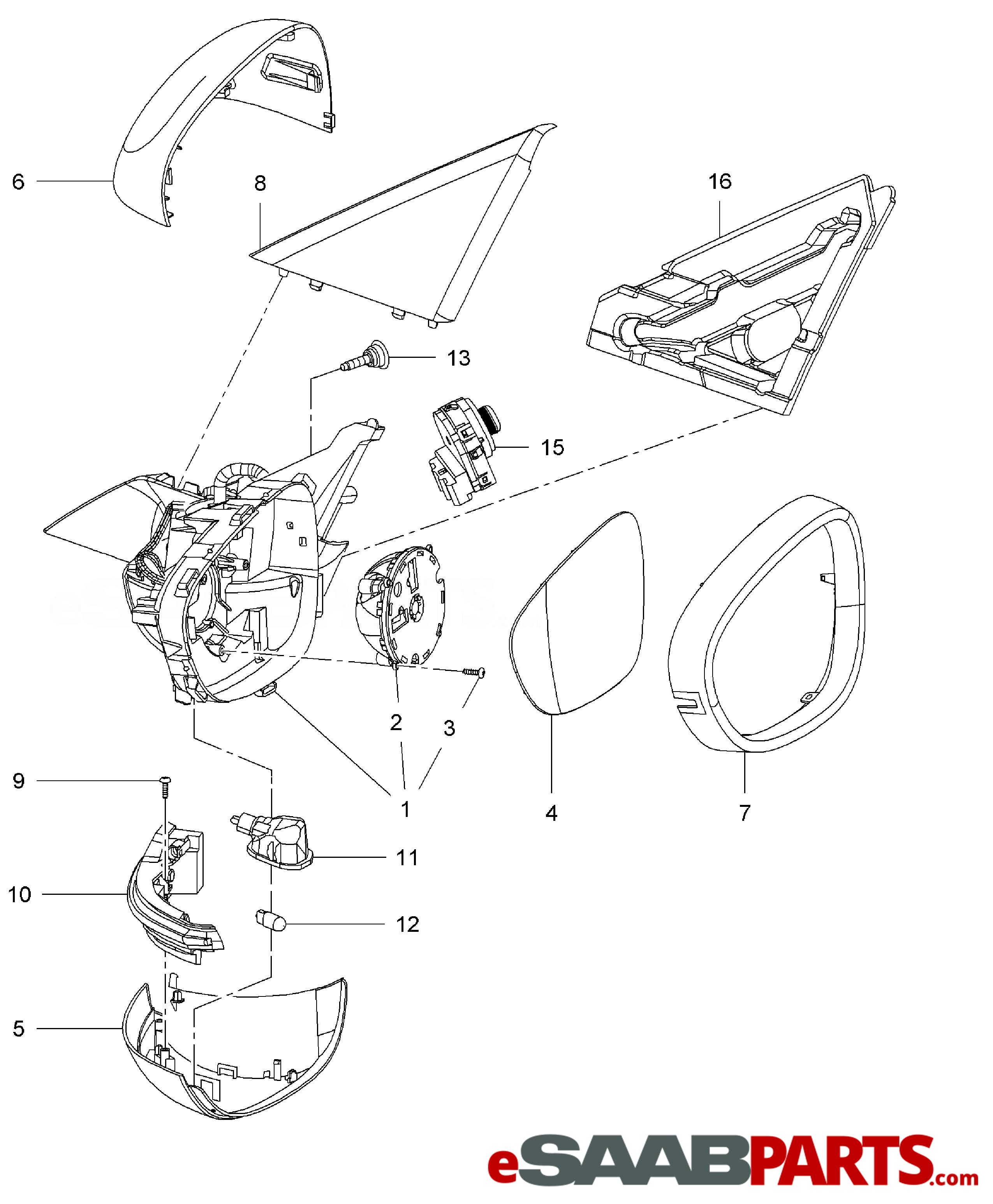 Saab Bulb