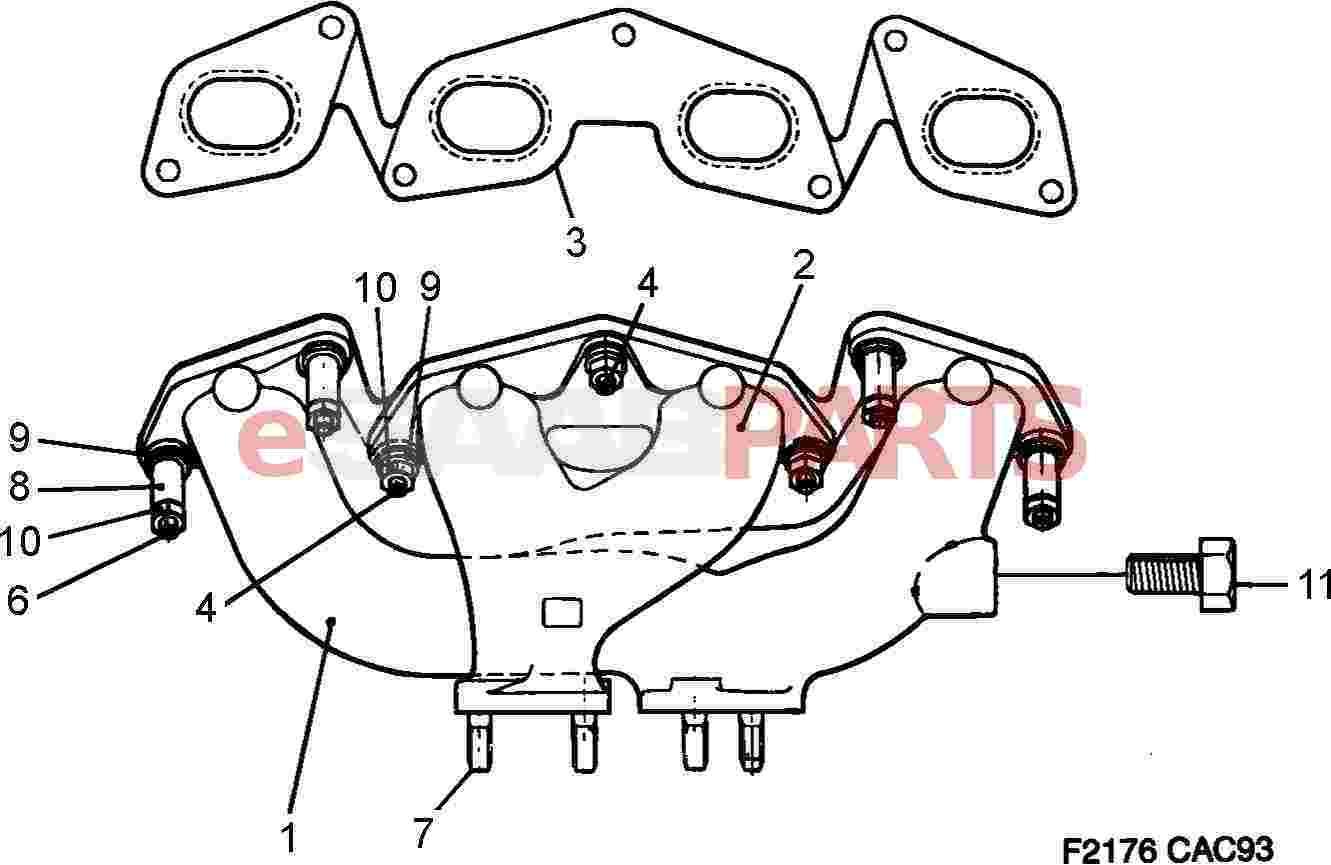 Saab Stud Screw