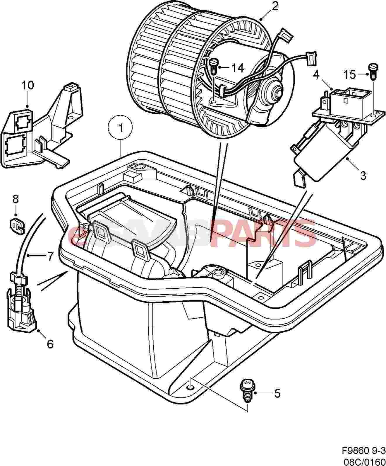 Saab 9 3 Ac Wiring Diagram