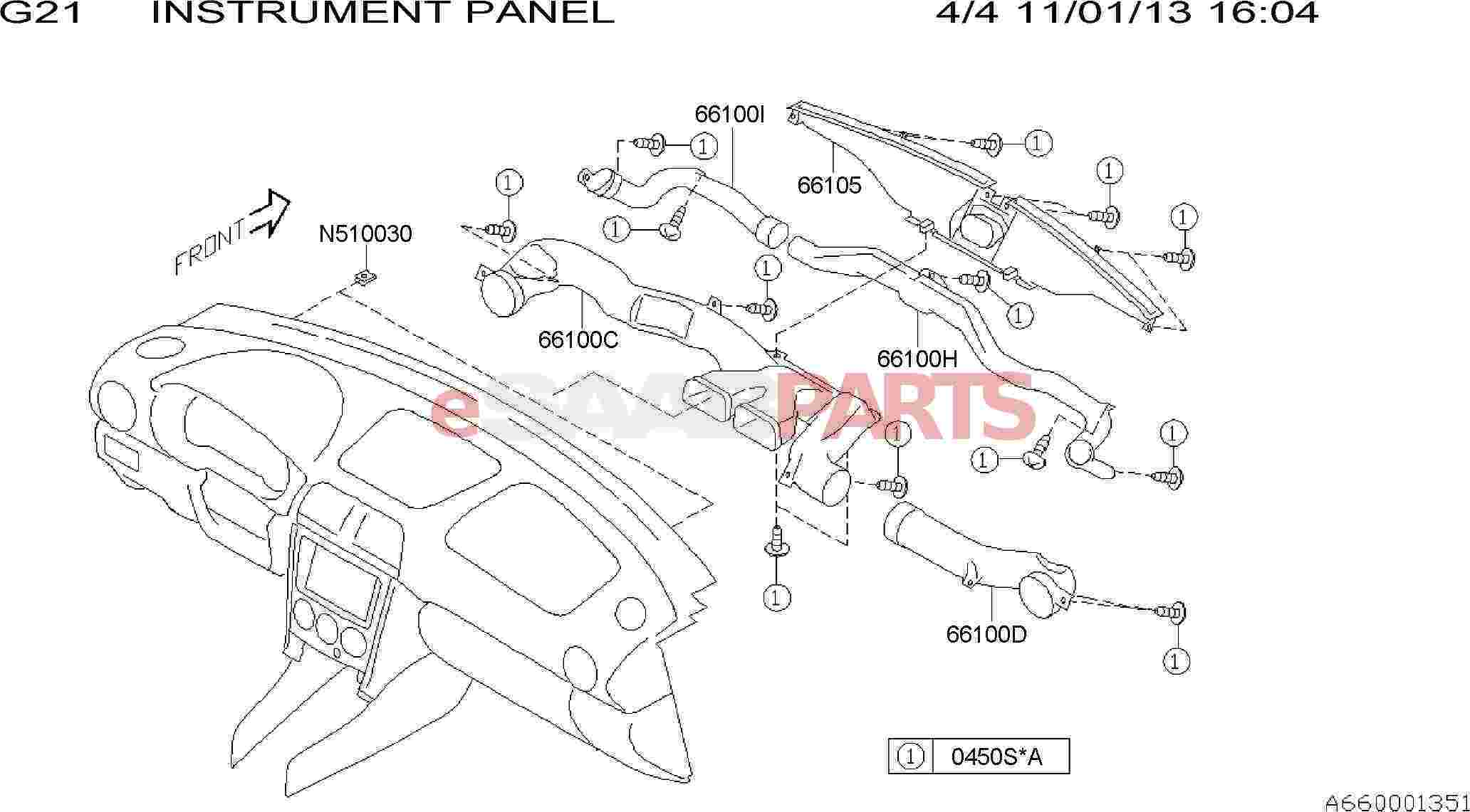 Saab Parts Diagrams Dashboard Wiring Diagram For Free