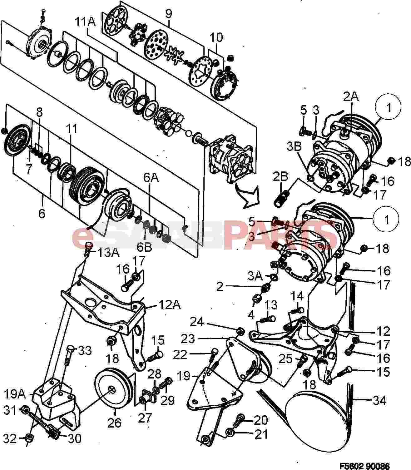 Saab 9 3 Belt Diagram