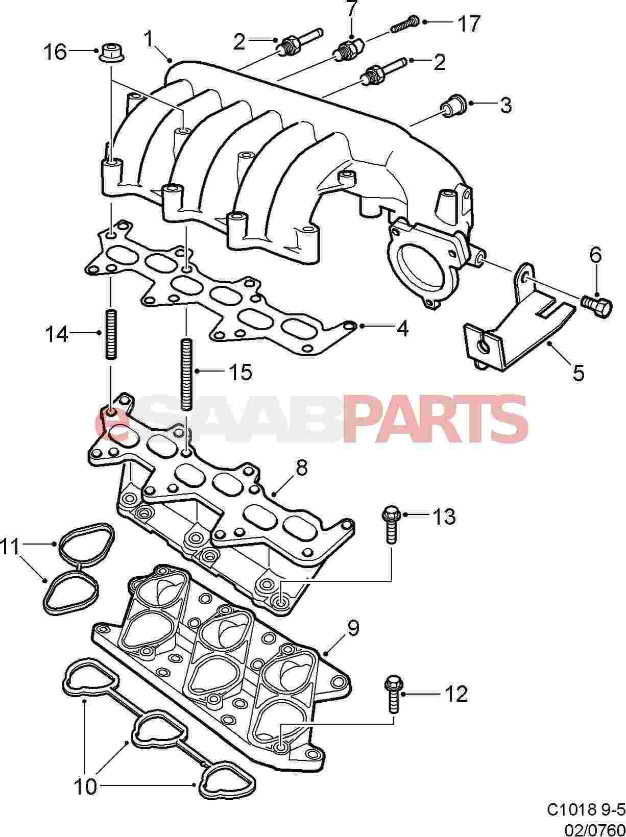 Audi S4 Engine Diagram