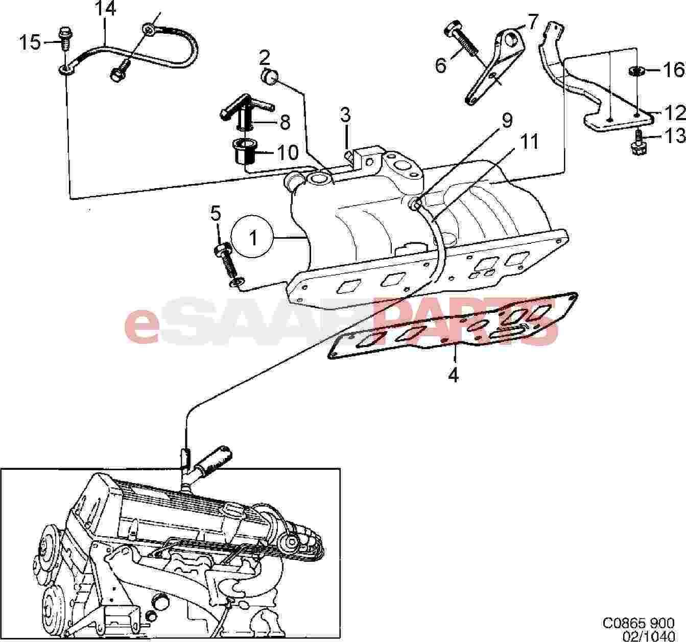 Saab Plug