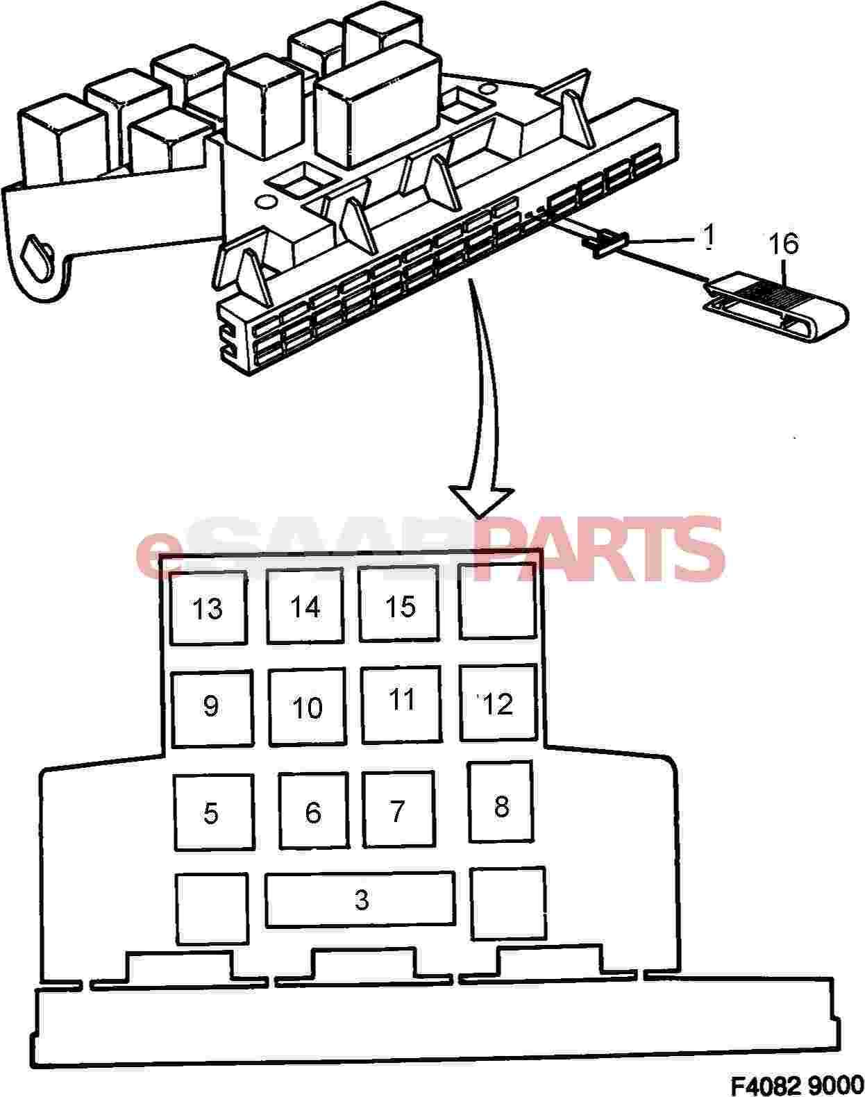 Saab Wiring Diagram