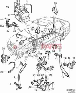 Saab 9 3 Turbo Engine Diagram  Wiring Diagram Pictures