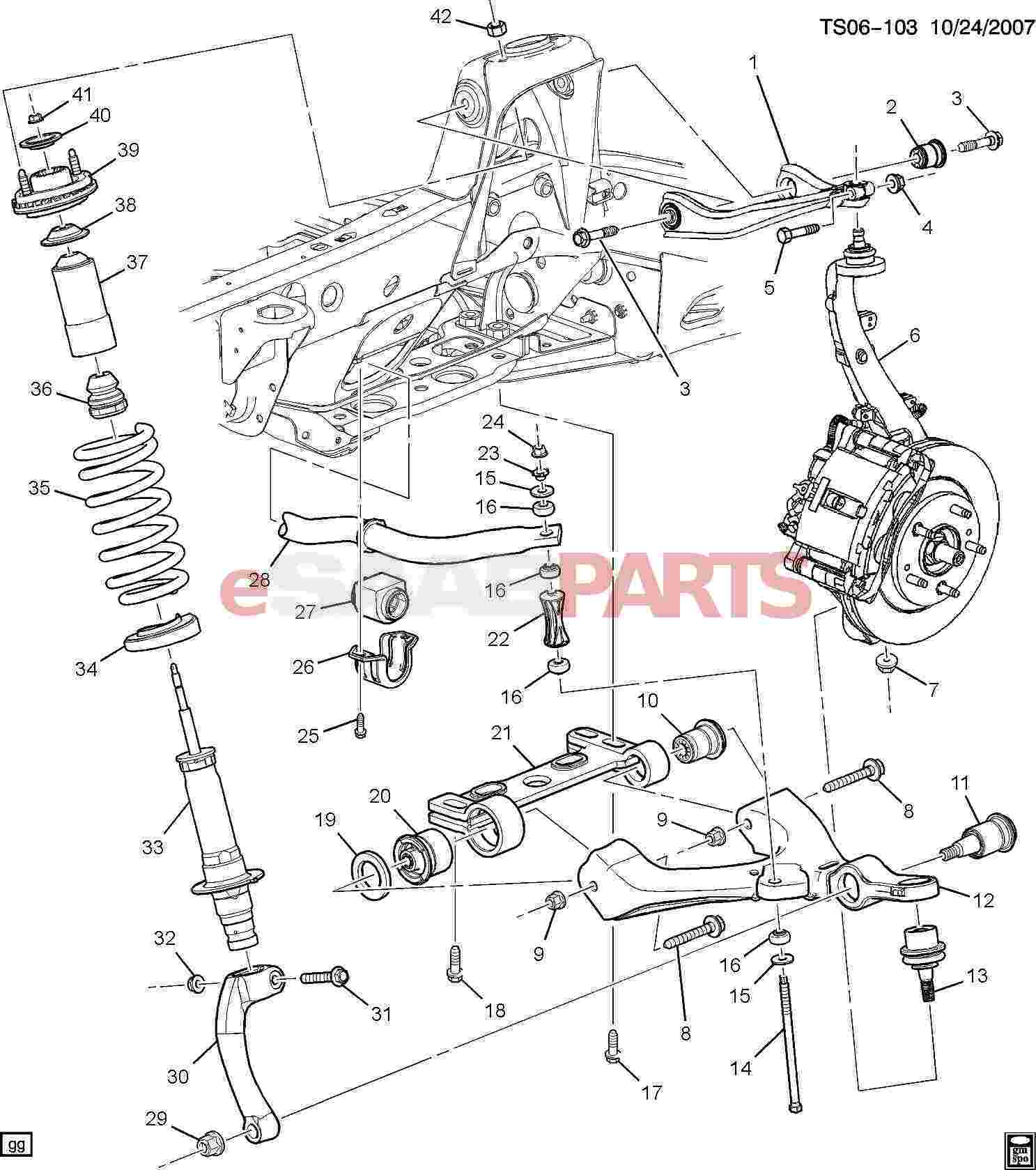 Saab Headlight Wiring Diagram