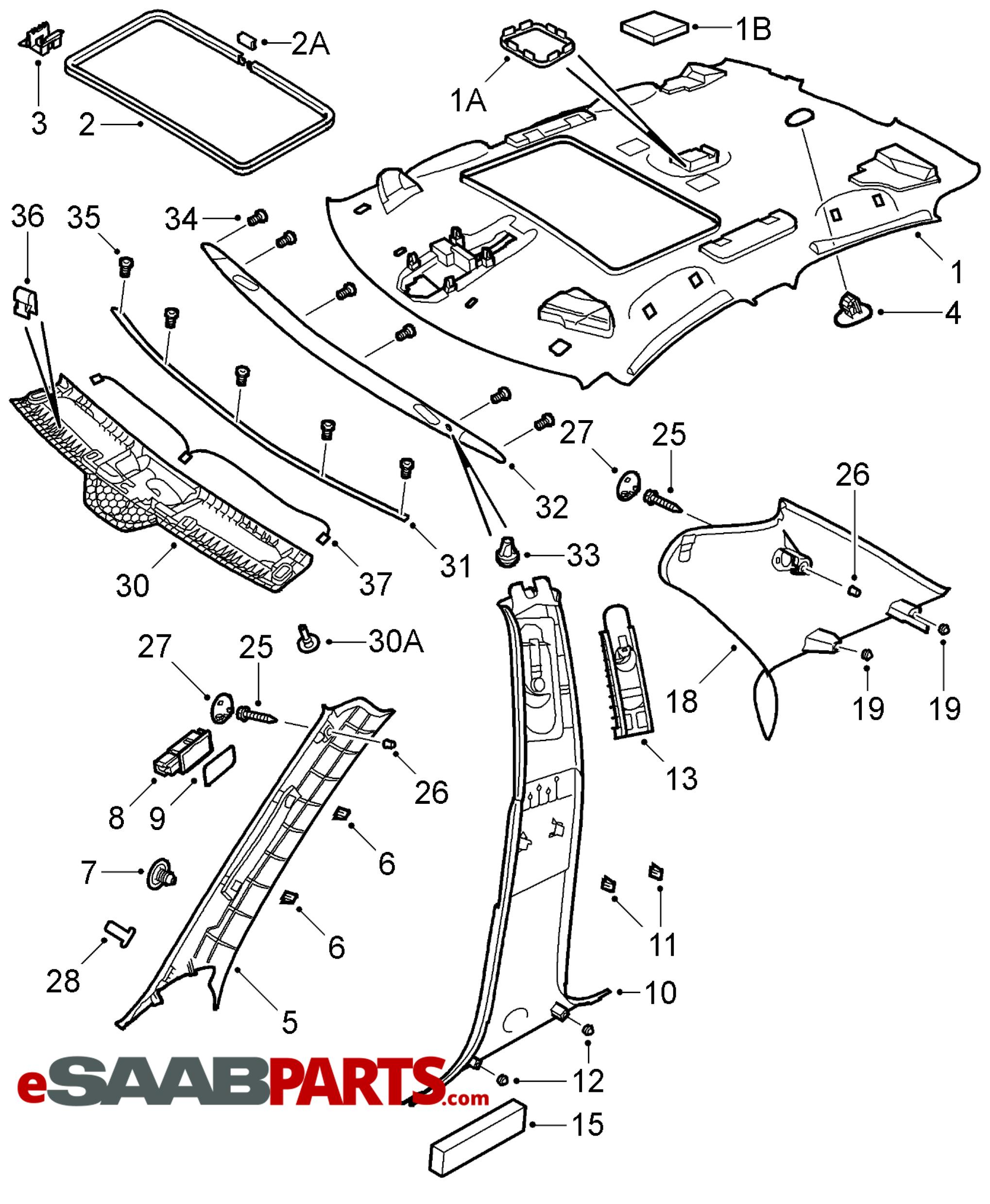 Saab 9 3 Wagon