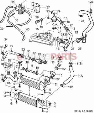 [55557389] SAAB Nipple  Genuine Saab Parts from