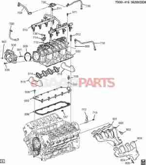 [11518860] SAAB Hexagon Screw  Genuine Saab Parts from