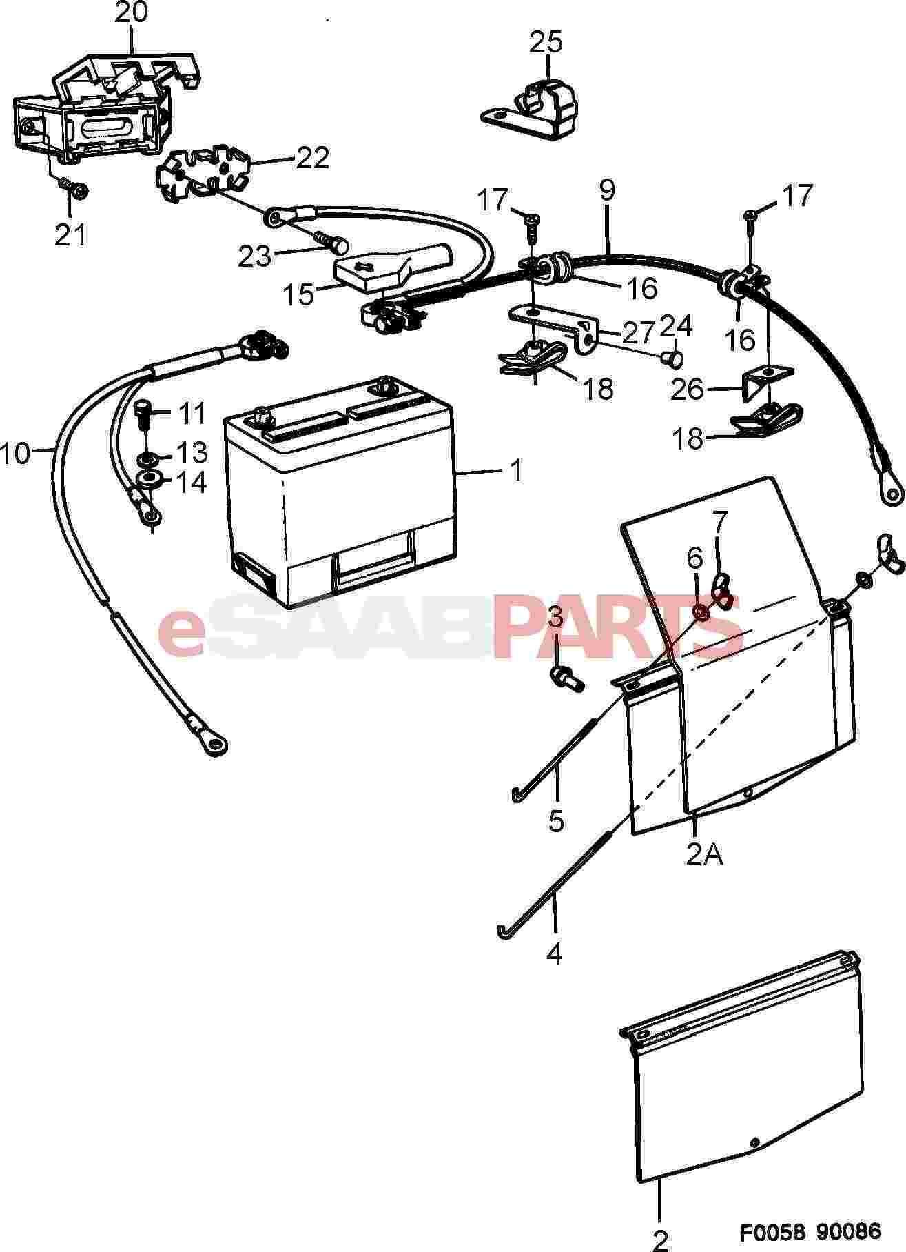 Saab Cable