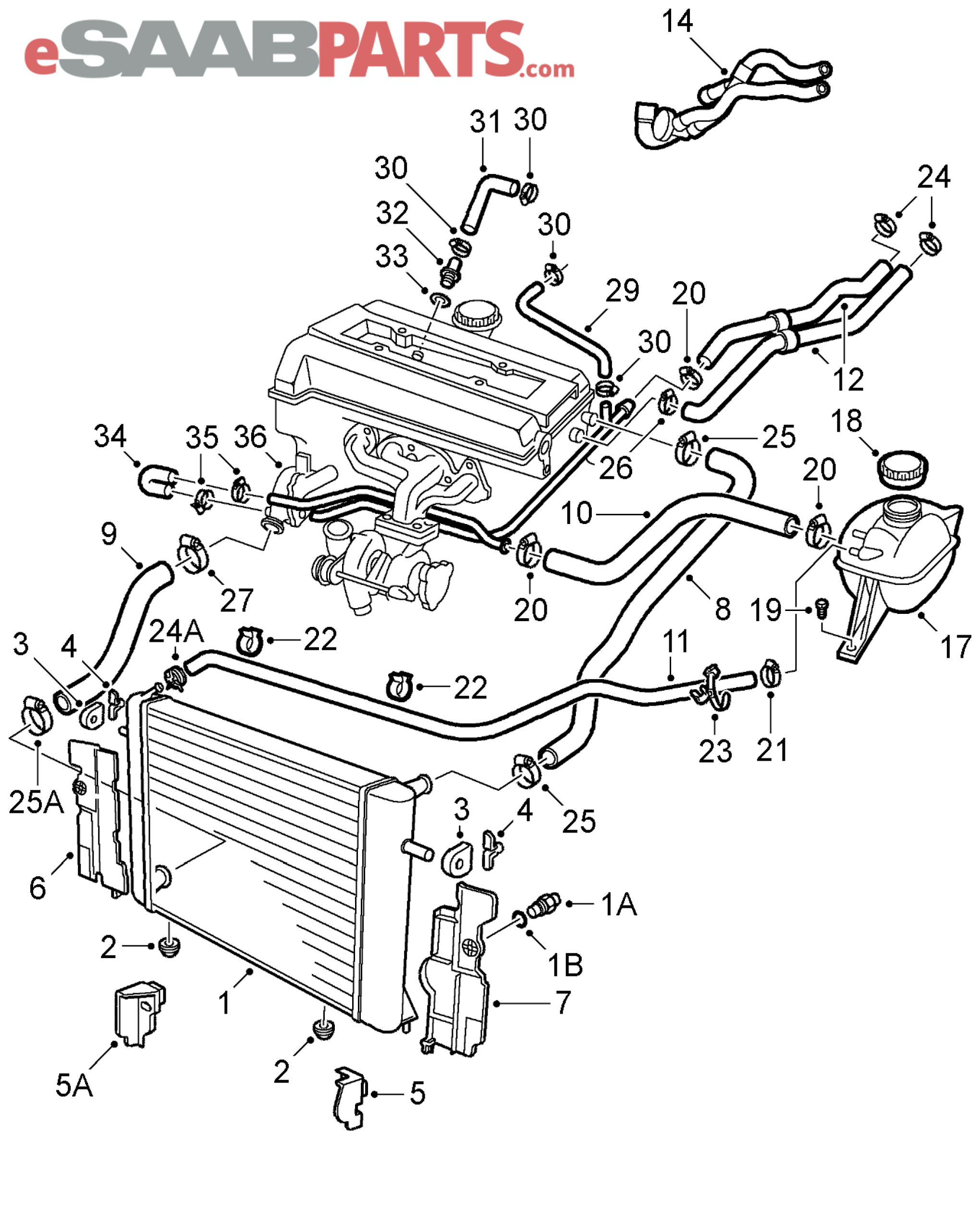 Saab As2 Wiring Diagram