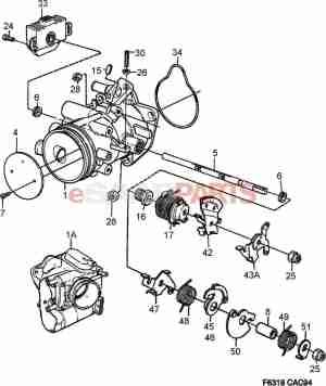 [9181538] SAAB Potentiometer  Genuine Saab Parts from