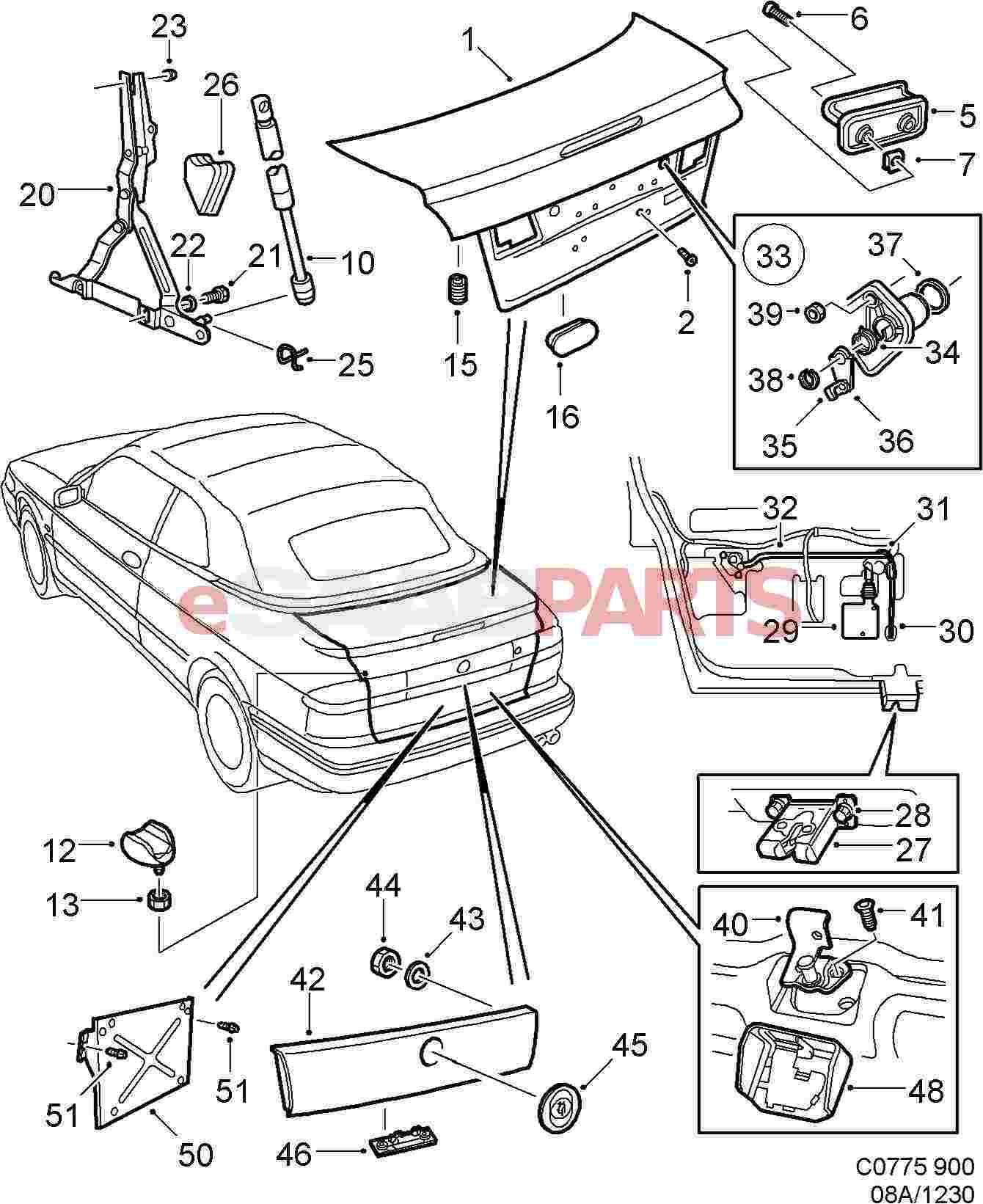 Diagram Of Car Body Wiring Diagram Database