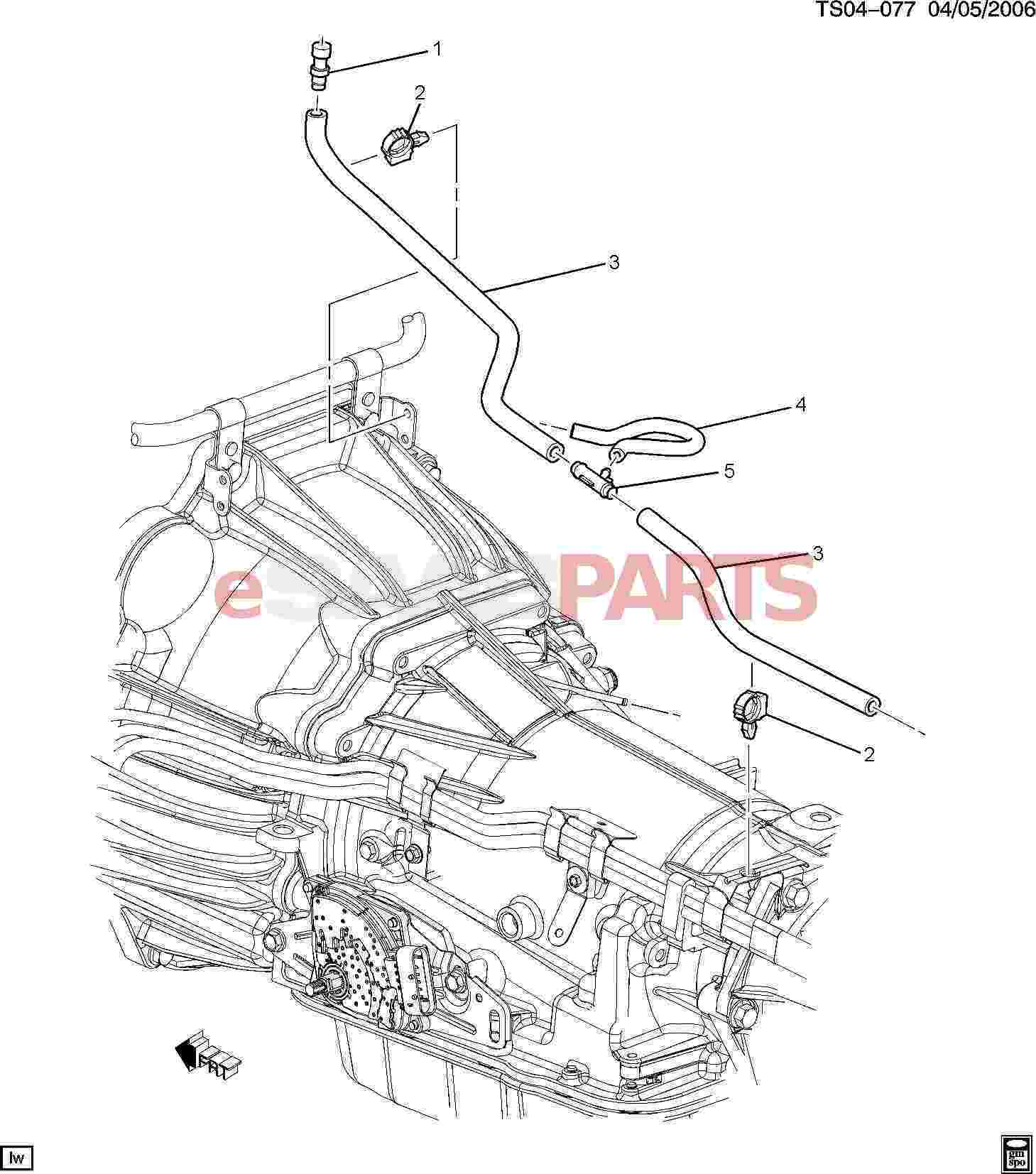 Saab Transmission Diagrams