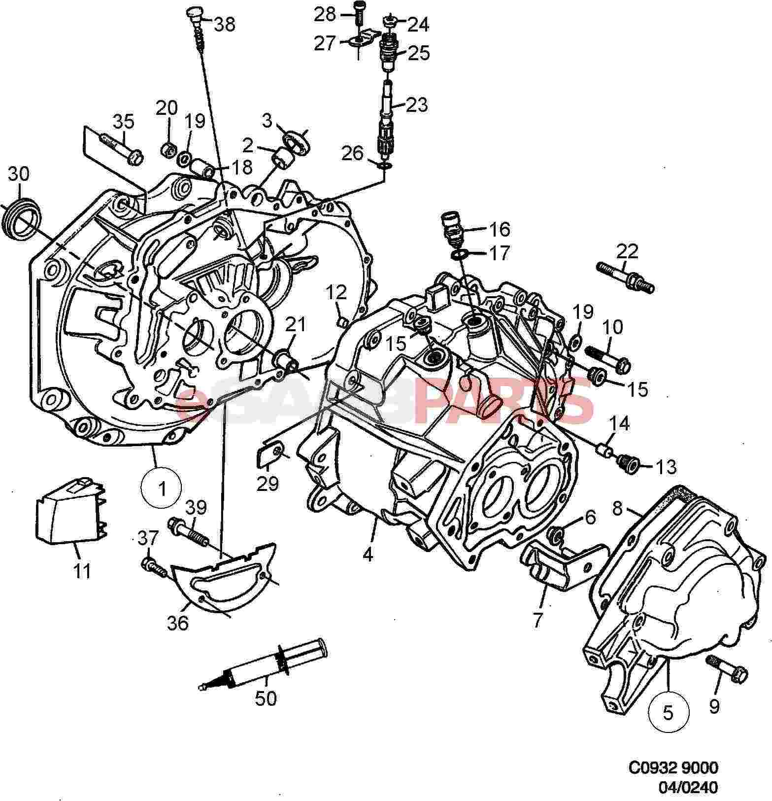 Ax15 Transmission Diagram