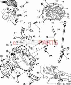 [11099271] SAAB Plug  Genuine Saab Parts from eSaabParts