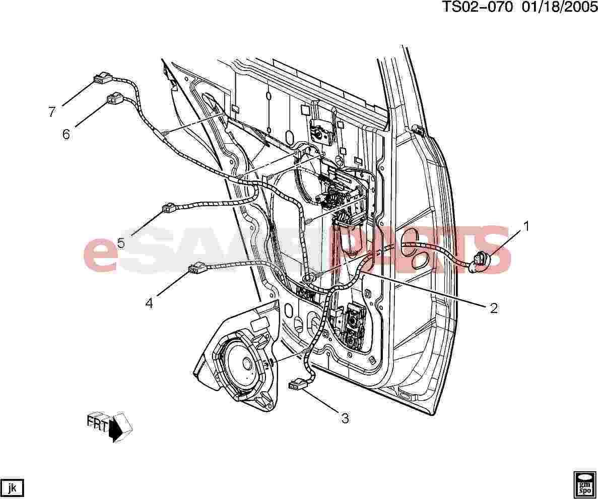Saab 9 7x Wiring Diagram Saab Auto Wiring Diagram