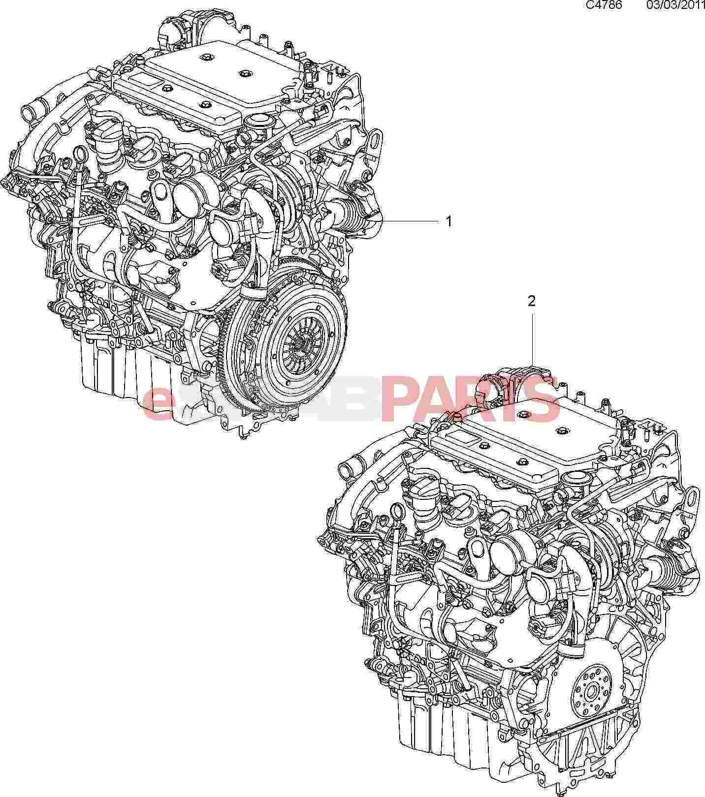 Saab Basic Engine