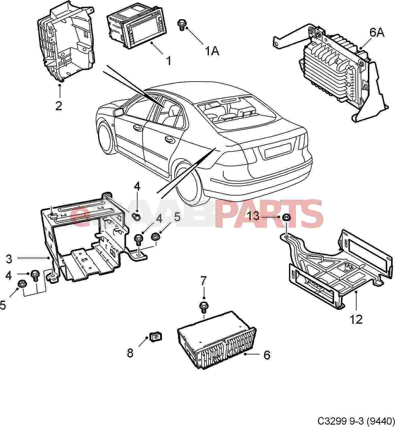 Saab 9 7x Maintenance Manual