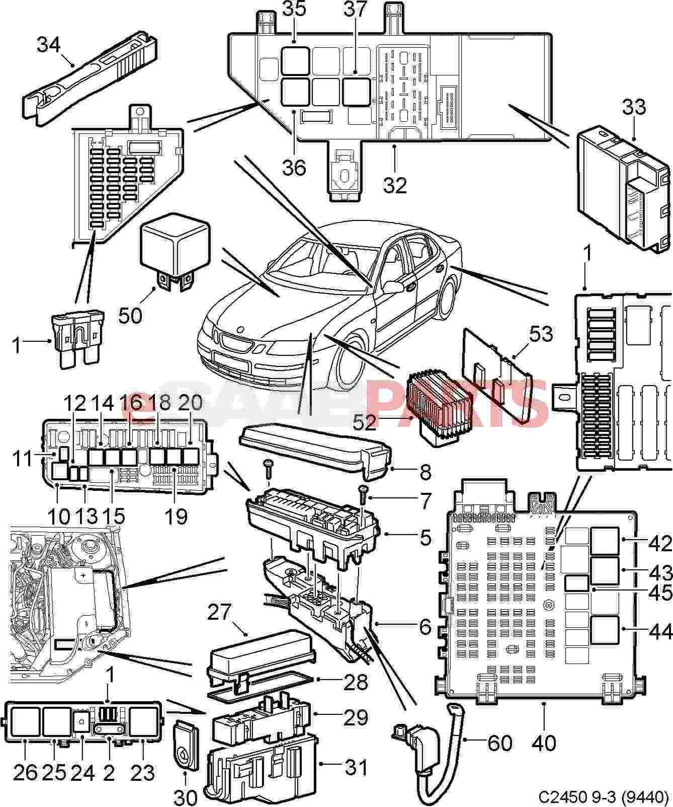 Jeep Wrangler Heater Blower Wiring Diagram