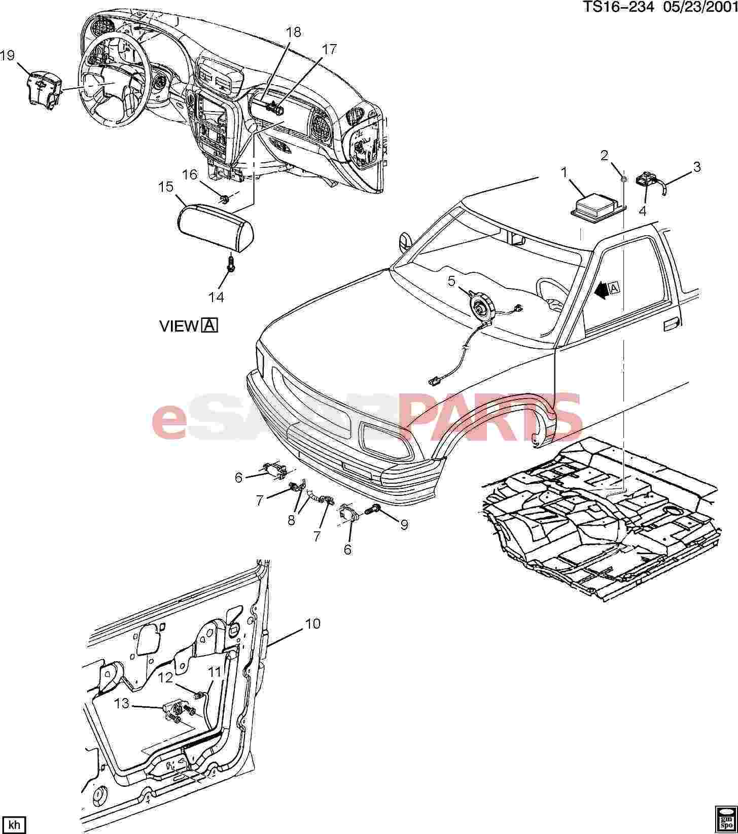 Saab Module Infl Rst Sen Amp Diagn